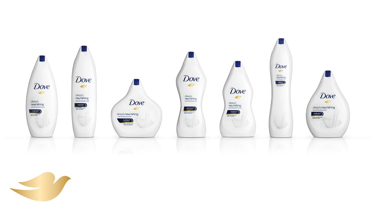 Dove's new body-shaped bottles lead to backlash - The Washington Post