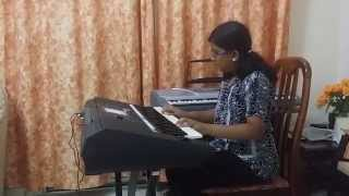Aayiram Kannumai Piano/Keyboard Cover by Malavika Harish