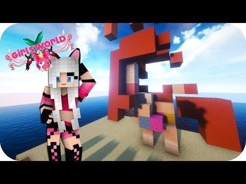 ME DESTROZAN A CHIBI LILI!!!💔 - Girl's World 2 Minecraft Ep 63