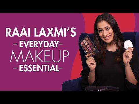 Raai Laxmi: What's in my makeup bag | Makeup Favourites | S01E10 | Fashion | Pinkvilla