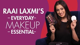 Raai Laxmi: What's in my makeup bag | Makeup Favourites | S01E10 | Fashion | Pinkvilla