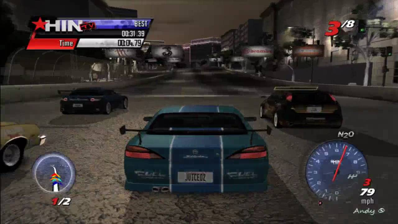 Download game juiced 2: hot import nights (full crack | đua xe.
