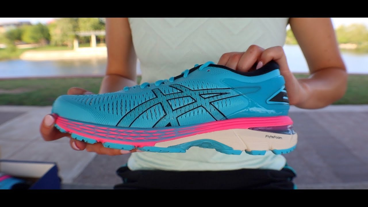 ASICS GEL-KAYANO 25 REVIEW