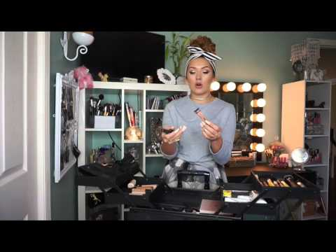 What is in my freelance kit | Essential Products for MUA's