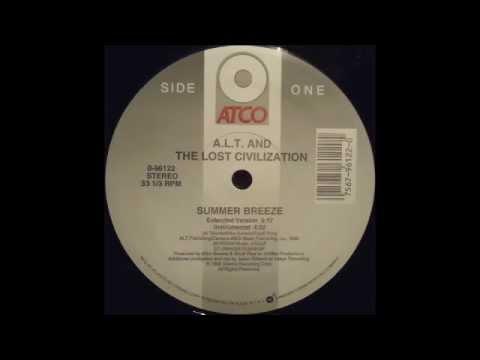 Summer Breeze Extended Version  ALT & The Lost Civilization 1992