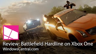Review: Battlefield Hardline on Xbox One