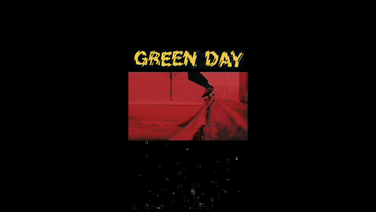 Green Day - Pollyanna (Lyric Video) - скачать с YouTube бесплатно