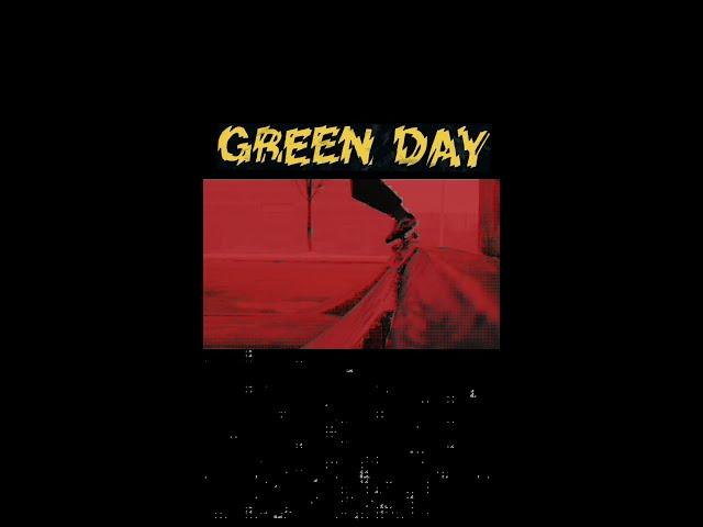 Green Day - Pollyanna (Lyric Video)