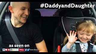 """Official #DaddyandDaughter singing """"Let It Go"""" From Frozen"""