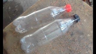 Дичь из пластиковых бутылок