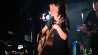 Sophie Hunger - Craze (HD) Live In Paris 2015