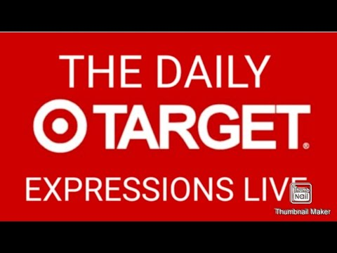 Expressions Live: The Daily Target 3/25/21 CIARA WAS ACCOSTED AND ASSAULTED.