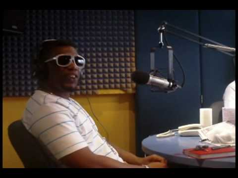 Waterz Radio interview Santo Domingo, Dominican Republic 2010