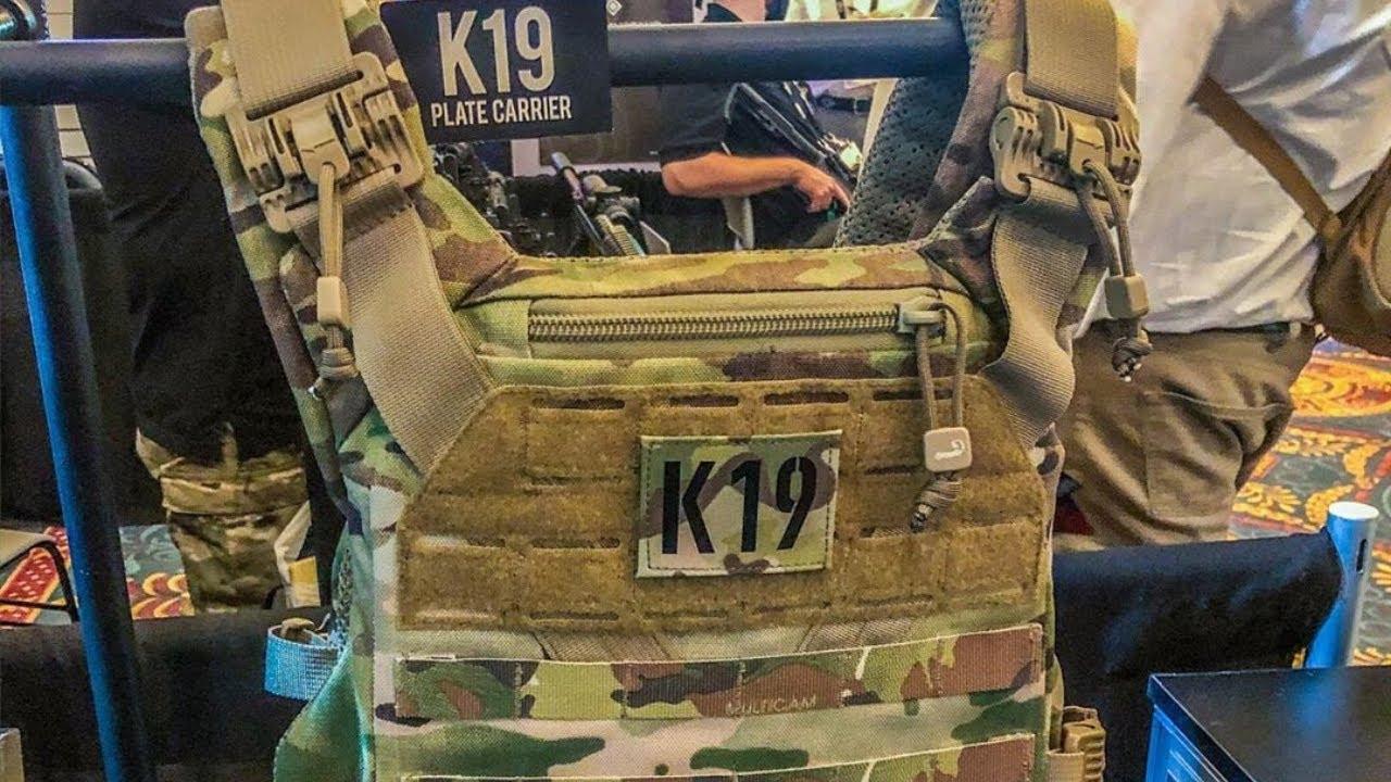 K19 Plate Carrier Agilite