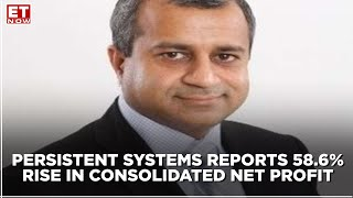 Earnings With ET NOW | New deal wins drive Q2 profit | Sandeep Kalra, Persistent Systems