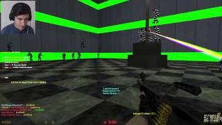 """CS 1.6 - JailBreak Yeter!! İsyan Yemekten Sıkıldım """"Komut Veriyorum"""""""