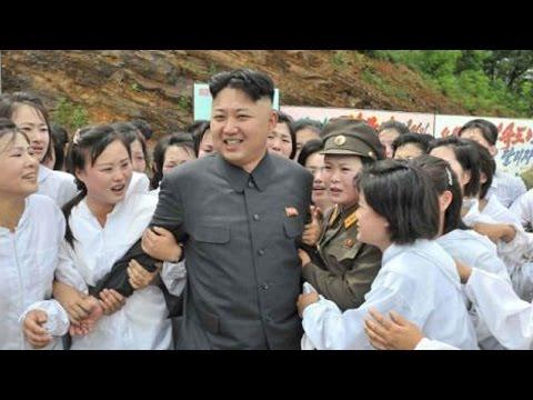 Kim Jong-un 'Pleasure Squad' Exposed