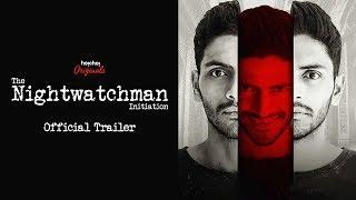 The Nightwatchman | Official Trailer | Arjun | Anusha | Koushik | hoichoi