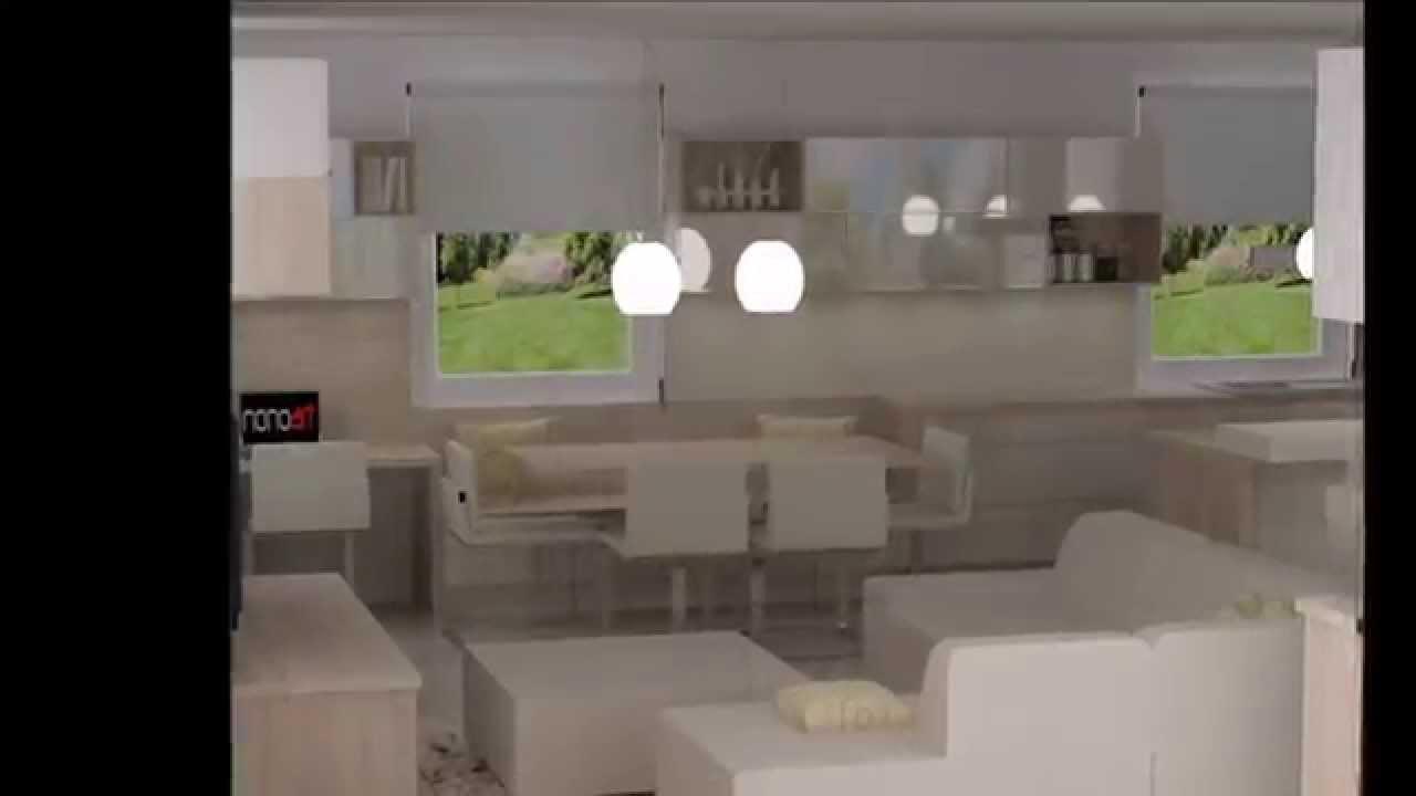 www.nonoart.hu, Étkező-Konyha-Iroda-Nappali! 4 in 1! Modern Design ...