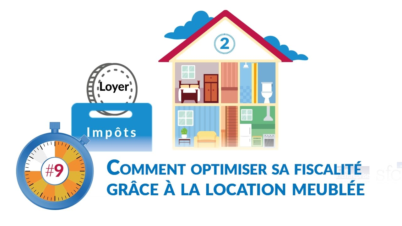episode 9 comment optimiser sa fiscalit gr ce la location meubl e youtube. Black Bedroom Furniture Sets. Home Design Ideas