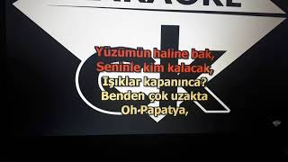 Teoman-Papatya-Karaoke