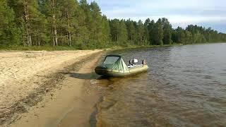 видео Озеро Куйто Рыбалка на озере Куйто.