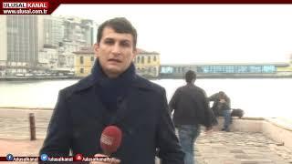 İzmir'de kuvvetli sağanak yağış uyarısı