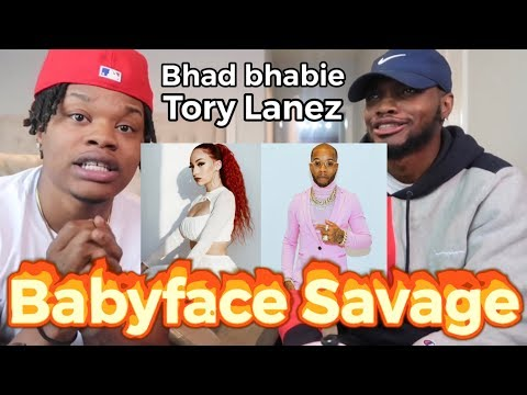 SNAPPED!! | BHAD BHABIE feat. Tory Lanez 'Babyface Savage' (Official Music Video) - REACTION