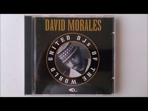 United Dj´s of America 4 - David Morales 1995