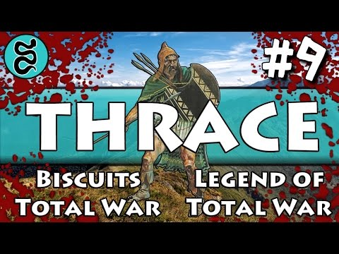"""Rome Total War - Thrace Co-Op Campaign """"Consuls of Thrace"""" Part 9"""