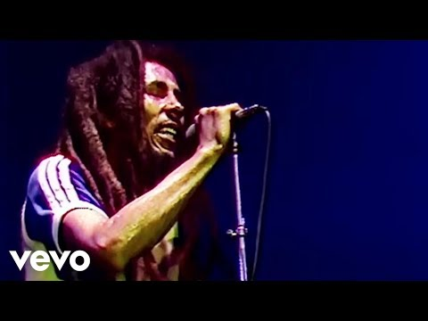 Bob Marley - Could You Be Loved (Official Live Video)