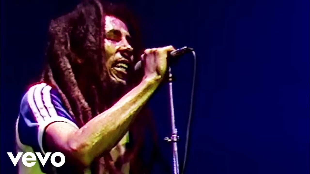 Bob Marley - Could You Be Loved (Live)
