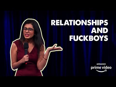 Relationships and Fuckboys : Stand-up by Prashasti Singh #Comicstaan