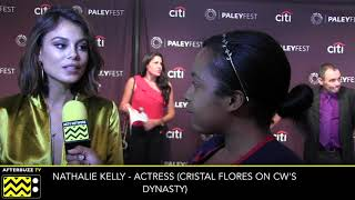 Nathalie Kelly Talks CW's