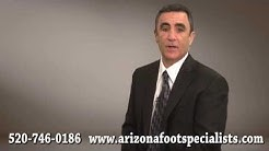 Podiatrist Richard Quint - Arizona Foot Specialists - Tucson, Green Valley and Oro Valley, AZ