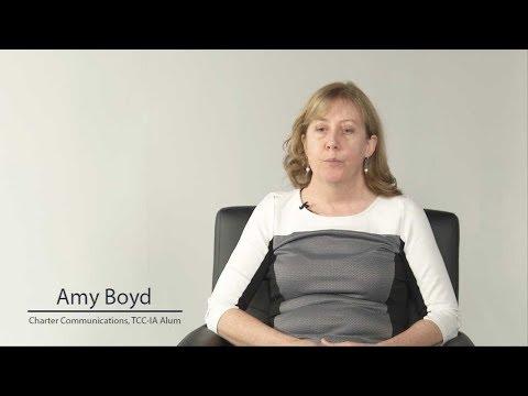 TCC IA Vignettes 3 – Amy Boyd, Charter Communications, TCC-IA Alum