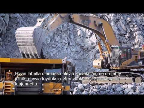 Mining Boom in Fennoscandia (Finnish subtitles)