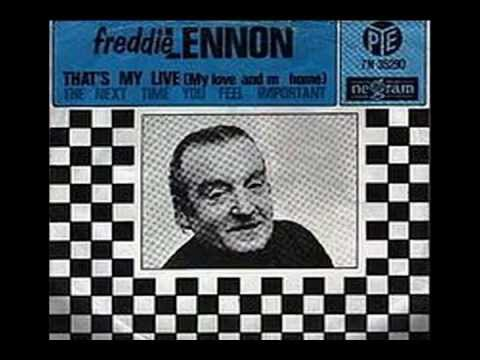 Freddie Lennon - The Next Time You Feel Important