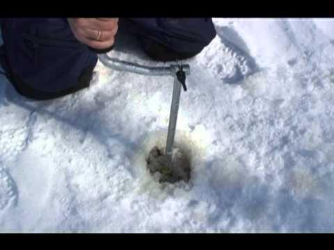 Установка утилизации снега