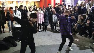 JHKTV]홍대댄스 디오비hong dae k-pop dance dob (HJ TY)bling bling