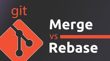 Git MERGE vs REBASE