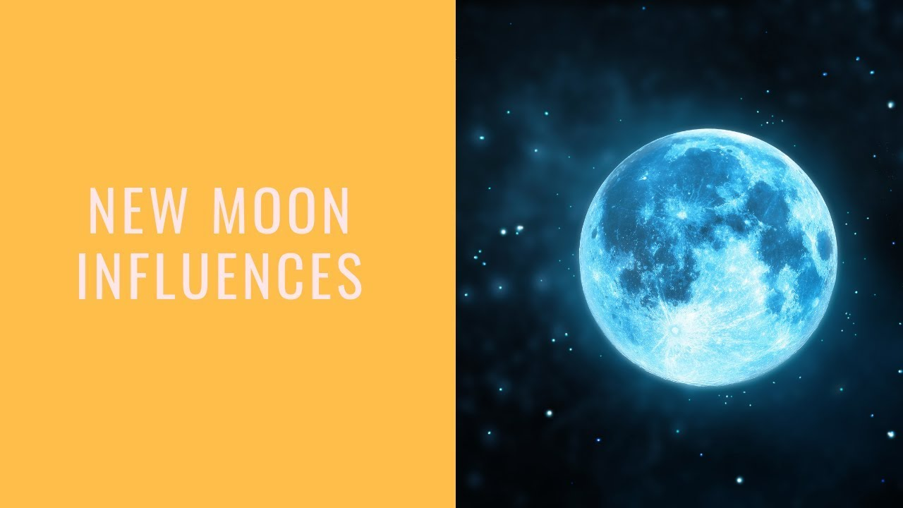 Moon Phases: How Does The New Moon Affect Us?