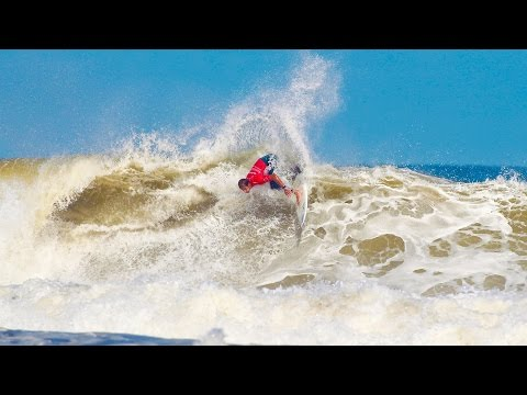 2016 Quiksilver & Roxy Pro Casablanca Highlights: Excellent Surfing Continues in Morocco