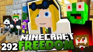UNSERE NEUE ÄRZTIN! & DER ROLLSTUHL SQUAD! ✪ Minecraft FREEDOM #292 DEUTSCH | Paluten