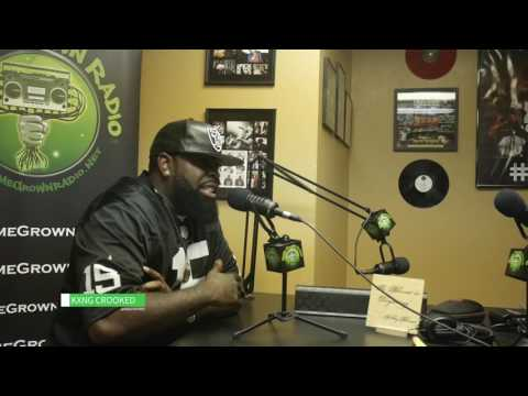 KXNG CROOKED Talks 'Good Vs. Evil,' Donald Trump & Has Message For Upcoming Emcees