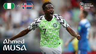 Download Video Ahmed MUSA Goal - Nigeria v Iceland - MATCH 24 MP3 3GP MP4