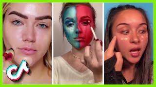 Tik Tok Makeup Challenge August 2020 #2 | Hot Trend Transformation