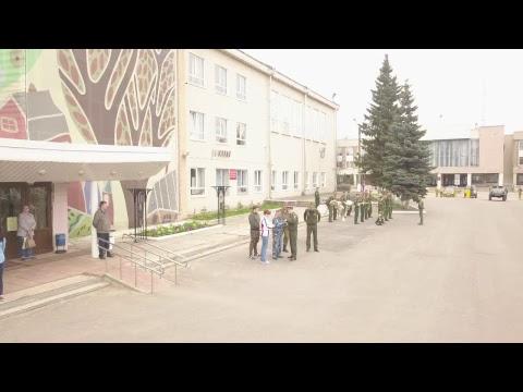 г. Луга - Площадь Мира
