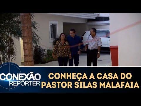 Conheça A Casa Do Pastor Silas Malafaia | Conexão Repórter (07/01/18)