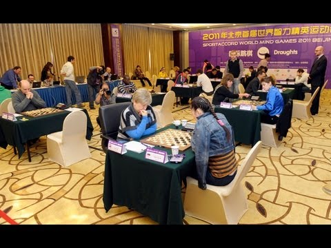 Fifth day of the SportAccord World Mind Games 2012